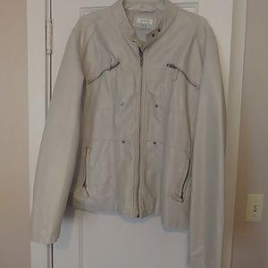 Cool Cream Coat
